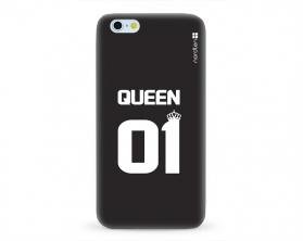 Kryt NORDTEN Queen 01 Apple iPhone 6/6S silikonový