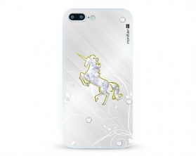 Kryt NORDTEN Briliant unicorn Apple iPhone 7 plus silikonový