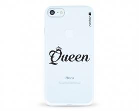 Kryt NORDTEN Queen Apple iPhone 7 silikonový
