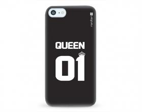 Kryt NORDTEN Queen 01 Apple iPhone 7 silikonový
