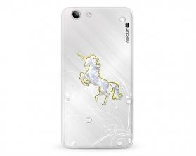 Kryt NORDTEN Briliant unicorn Lenovo K5 plus silikonový