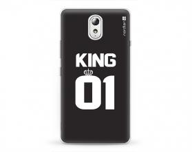 Kryt NORDTEN King 01 Lenovo P1m silikonový