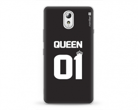 Kryt NORDTEN Queen 01 Lenovo P1m silikonový