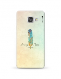 Kryt NORDTEN Carpe Diem Samsung Galaxy A3 silikonový