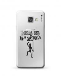 Kryt NORDTEN Deus ex machina Samsung Galaxy A3 silikonový