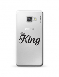 Kryt NORDTEN King Samsung Galaxy A3 silikonový