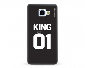 Kryt NORDTEN King 01 Samsung Galaxy A5 2016 silikonový