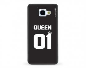 Kryt NORDTEN Queen 01 Samsung Galaxy A5 2016 silikonový