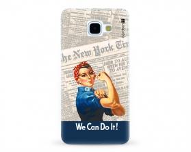 Kryt NORDTEN we can do it Samsung Galaxy A5 2016 silikonový