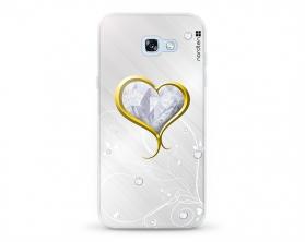Kryt NORDTEN Briliant hearth Samsung Galaxy A5 2017 silikonový
