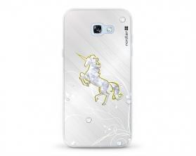Kryt NORDTEN Briliant unicorn Samsung Galaxy A5 2017 silikonový