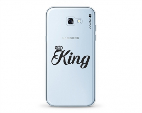 Kryt NORDTEN King Samsung Galaxy A5 2017 silikonový
