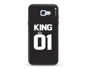 Kryt NORDTEN King 01 Samsung Galaxy A5 2017 silikonový