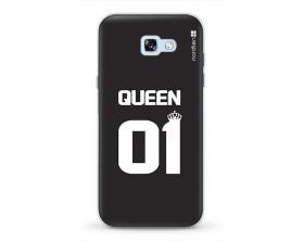 Kryt NORDTEN Queen 01 Samsung Galaxy A5 2017 silikonový