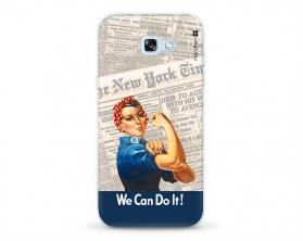 Kryt NORDTEN we can do it Samsung Galaxy A5 2017 silikonový