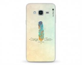Kryt NORDTEN Carpe Diem Samsung Galaxy J3 silikonový