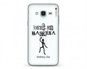 Kryt NORDTEN Deus ex machina Samsung Galaxy J3 silikonový
