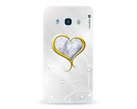 Kryt NORDTEN Briliant hearth Samsung Galaxy J5 2016 silikonový