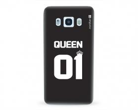 Kryt NORDTEN Queen 01Samsung Galaxy J5 2016 silikonový