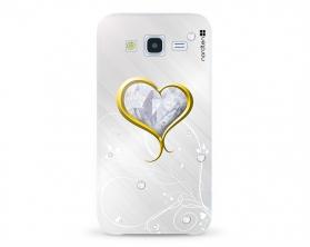 Kryt NORDTEN Briliant hearth Samsung Galaxy J5 silikonový