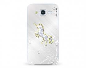 Kryt NORDTEN Briliant unicorn Samsung Galaxy J5 silikonový