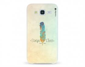 Kryt NORDTEN Carpe Diem Samsung Galaxy J5 silikonový
