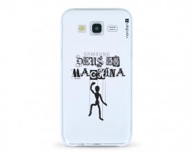 Kryt NORDTEN Deus ex machina Samsung Galaxy J5 silikonový
