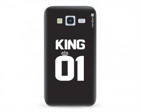 Kryt NORDTEN King 01 Samsung Galaxy J5 silikonový