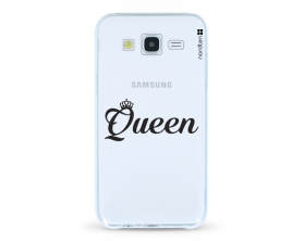Kryt NORDTEN Queen Samsung Galaxy J5 silikonový