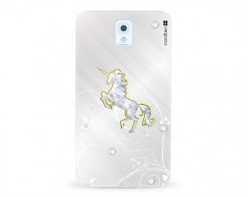 Kryt NORDTEN Briliant unicorn Samsung Galaxy Note 3 silikonový
