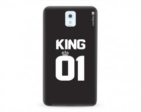 Kryt NORDTEN King 01 Samsung Galaxy Note 3 silikonový