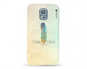 Kryt NORDTEN Carpe Diem Samsung Galaxy S5 silikonový