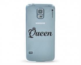 Kryt NORDTEN Queen Samsung Galaxy S5 silikonový