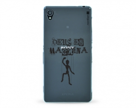 Kryt NORDTEN Deus ex machina Sony Xperia Z3 silikonový