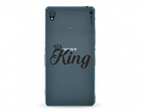 Kryt NORDTEN King Sony Xperia Z3 silikonový