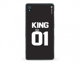 Kryt NORDTEN King 01 Sony Xperia Z3 silikonový