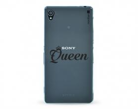 Kryt NORDTEN Queen Sony Xperia Z3 silikonový