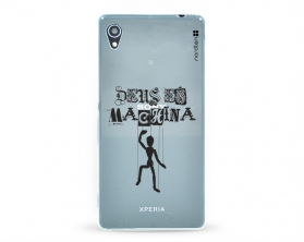 Kryt NORDTEN Deus ex machina Sony Xperia M4 Aqua silikonový
