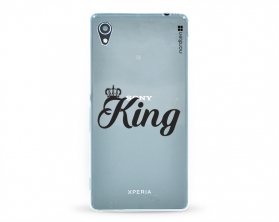 Kryt NORDTEN King Sony Xperia M4 Aqua silikonový