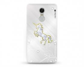 Kryt NORDTEN Briliant unicorn Xiaomi Redmi Note 3 silikonový