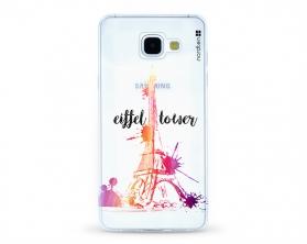 Kryt NORDTEN Eiffel tower Samsung Galaxy A5 2016 silikonový