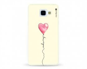 Kryt NORDTEN love you baloon Samsung Galaxy A5 2016 silikonový