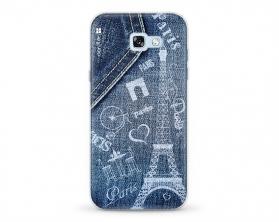 Kryt NORDTEN jean Paris Samsung Galaxy A5 2017 silikonový
