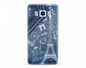 Kryt NORDTEN jean Paris Samsung Galaxy J5 2016 silikonový