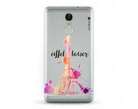 Kryt NORDTEN Eiffel tower XIAOMI Redmi Note 3 silikonový