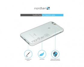 Kryt NORDTEN Queen Samsung Galaxy J3 silikonový